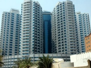 One Bedroom Apartment for Rent in Falcon Tower, Ajman Downtown