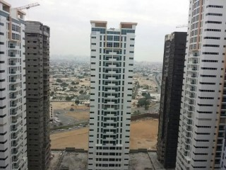 Two Bedroom Apartment available for Rent in Ajman One Tower, Al Sawan