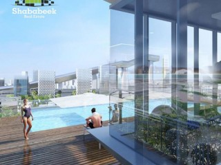 2-4BR Waterfront Apartments in ORB Tower, District One