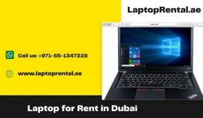 Laptop for Rent in Dubai at Affordable Price