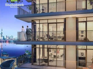 1 – 3 bedrooms Luxury Waterfront Apartments & Villas Creek Palace