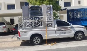 Pickup Truck for Rent in dubai sports city