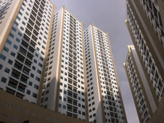 Spacious One Bedroom Apartment for Rent in Ajman Pearl Tower - Ajman Downtown