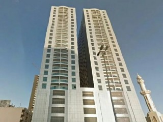 Two Bedroom Apartment for Rent in City Tower, Al Nuaimiya 3, Ajman