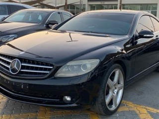 Mercedes-Benz CL 550