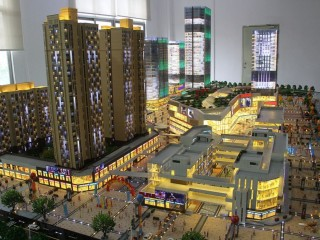 Architectural Scale Model Making and 3D Printing in Dubai -Inoventive 3D