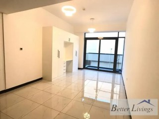 Brand New Spacious Studio Apartment available for Rent in Crystal Residence, Jumeirah Village Circle (JVC), Dubai