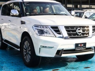 Nissan Patrol With Platinum body kit