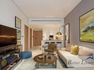 Brand New One Bedroom Apartment for Rent in Beverly Residence, Jumeirah Village Circle (JVC), Dubai