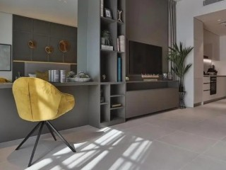 Classy Brand New Studio Apartment for Rent in Beverly Residence, Jumeirah Village Circle (JVC), Dubai