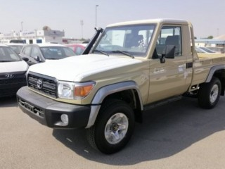 Toyota Land Cruiser Pickup Single Cabin