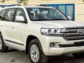 Toyota Land Cruiser GXR 4.0L (Export Only)