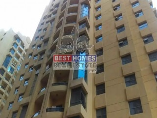 One Bedroom Apartment for Sale in Al Khor Towers, Ajman Downtown