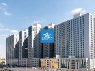 Hot Deal! City Towers ready to move in 1Bedroom Hall,for 8 yrs. Payment Plan w/ 5% Downpayment only