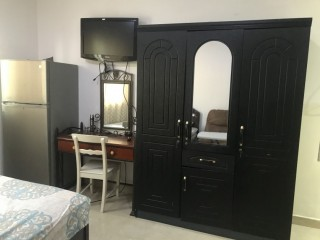Studio for rent on monthly basis