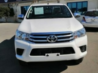 Toyota Hilux 4x4 2.7L (Export Only)
