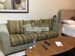 Luxurious Fully Furnished Studio Apartment available for Rent in Al Sawan, Ajman One Tower