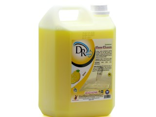 Dr.Hygiene Disinfectant floor cleaner lemon 5 L