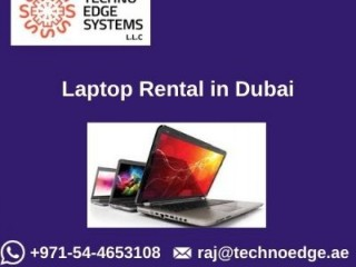 Get Laptop Rental for Events in Dubai