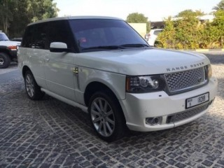 Land Rover Range Rover Vogue With 2012 Supercharged Kit
