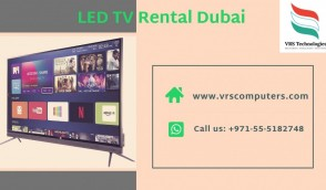 Hire Latest LED TV Rentals With Stands or Kiosk in Dubai