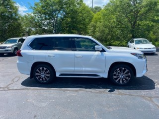 Lexus Lx 570 SUV 2019 Fairly Used