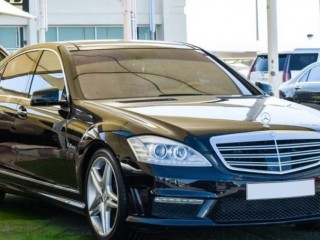 Mercedes-Benz S 500 With S 63 AMG Kit