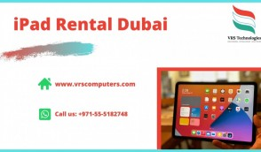 Thousands of iPads Available for Rent in Dubai UAE