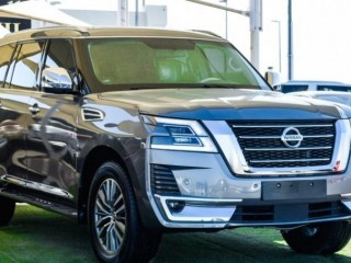 Nissan Patrol SE V8 With Facelift 2020 Platinum