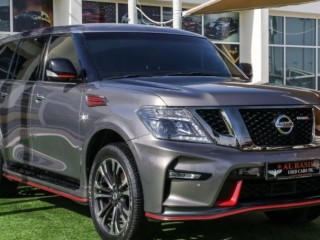 Nissan Patrol LE With Nismo Bodykit