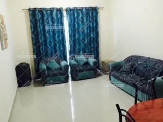 Furnished One Bedroom Apartment for Rent in Musheiref - Ajman