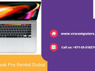 Rent MacBook Pro for Small or Large Meetings in Dubai