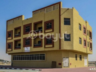 New complete Building for Rent on Yearly Basis