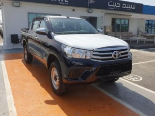 Toyota Hilux GL Double Cabin