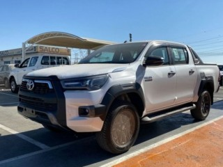 Toyota Hilux 2.8 Adventure