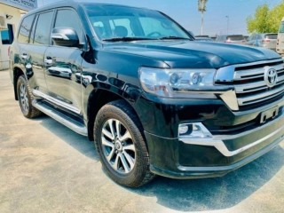 Toyota Land Cruiser GX.R 2008 Facelift 2020 (Export Only)