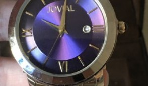 Jovial men's watch