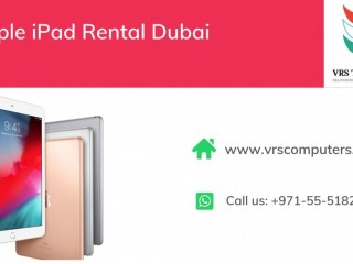 Hire Apple iPads in Dubai for Your Event Today