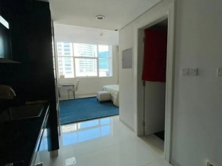 Furnished Studio Apartment for Rent in Hamilton Residency, Business Bay, Dubai