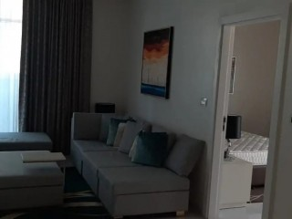 Furnished One Bedroom Apartment for Rent in Damac Maison Bays Edge, Business Bay, Dubai