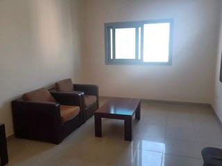 Well Maintained Semi Furnished One Bedroom Apartment available for Rent in Al Nahda Tower, Sharjah
