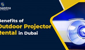 Projector Rental in Dubai is a Perfect Idea for Outdoor Events