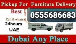 Pickup Truck For Rent In al qusais 0555686683