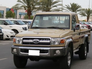 Toyota Land Cruiser Pickup 2020 Gcc