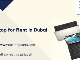 Laptop Rentals for Business in Dubai at Affordable Rates