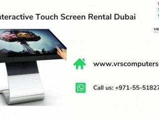 Digital Signage Rental Solutions Company in Dubai