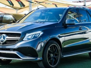 Mercedes-Benz GLE 400 4 Matic