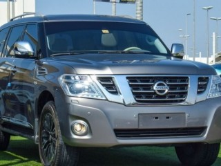Nissan Patrol With Platinum VVEL DIG Badge