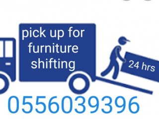 I HAVE PICKUP TRUCK FOR FURNITURE MOVING 05560 39 396