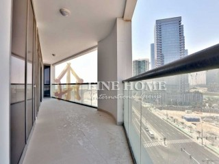 Sea View ! 3 BR Apartment with Maid Room